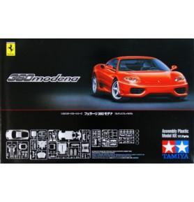 TAMIYA 24298 Samochód Ferrari 360 Modena