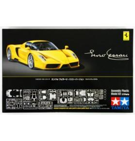 TAMIYA 24301 Samochód Enzo Ferrari Wersja żółta