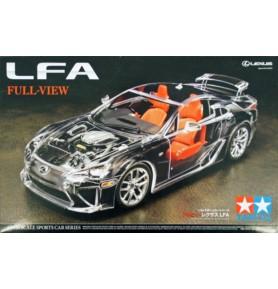 """TAMIYA 24325 Samochód Lexus LFA """"Full View"""""""