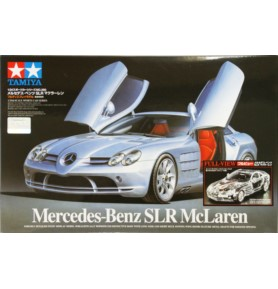 TAMIYA 24331 Samochód Mercedes-Benz SLR McLaren (Full View)