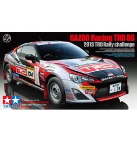 TAMIYA 24337 Samochód Gazoo Racing TRD 86 2013 TRD RC