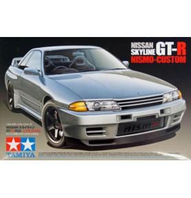 TAMIYA 24341 Samochód Nissan Skyline GT-R (R32) Nismo-Custo