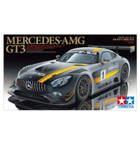 TAMIYA 24345 Samochód Mercedes-AMG GT3