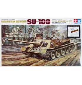 TAMIYA 25104 Działo SU-100