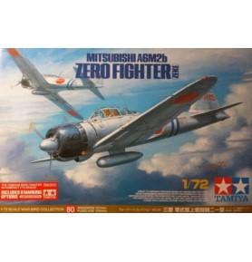 TAMIYA 25170 Myśliwiec Mitsubishi A6M2b Zero Fighter (Zeke)
