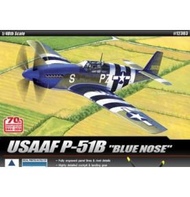 ACADEMY 12303 Jednosilnikowy myśliwiec P-51B