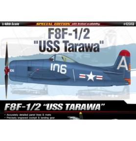 ACADEMY 12313 Myśliwskii samolot pokładowy USS Tarawa