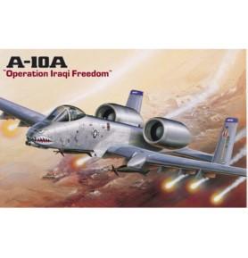 ACADEMY 12402 Samolot bliskiego wsparcia sił lądowych A-10