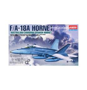 ACADEMY 12419 Samolot myśliwski wielozadaniowy F/A 18