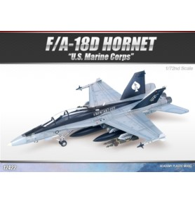 ACADEMY 12422 Samolot myśliwski wielozadaniowy F/A 18D