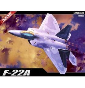 ACADEMY 12423 Myśliwiec przewagi powietrznej F-22A
