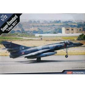 ACADEMY 12423 Samolot wielozadaniowy Super Etendard