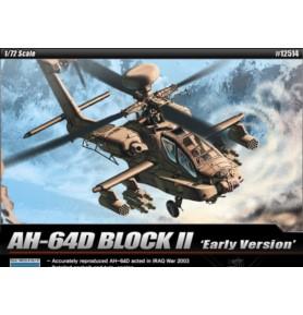ACADEMY 12514 Smigłowiec szturmowy Ah-64D