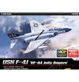 ACADEMY 12529 Samolot myśliwsko-bombowy USN F-4J