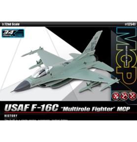 ACADEMY 12541 Myśliwiec wielozadaniowy USAF F-16C