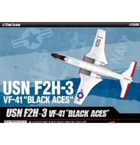 ACADEMY 12548 Myśliwiec USN F2H-3
