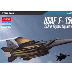 ACADEMY 12550 Myśliwiec przewagi powietrznej F-15E USAF