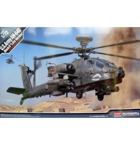 ACADEMY 12551 Śmigłowiec szturmowy AH-64D