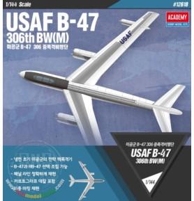 ACADEMY 12618 Bombowiec strategiczny B-47 USAF