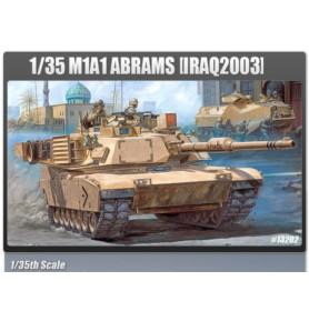 ACADEMY 13202 Czołg Abrams Iraq 2003