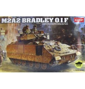 ACADEMY 13205 Bojowy wóź piechoty M2A2