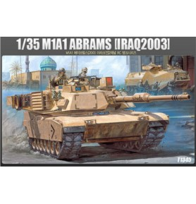 ACADEMY 13272 Czołg M1 Abrams
