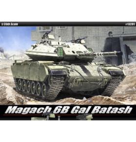 ACADEMY 13278 Izraelski czołg Magach 6b