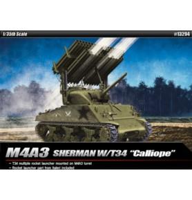 ACADEMY 13294 Średni czołg M4 Sherman