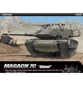 ACADEMY 13297 Izraelski czołg Magach 7C Gimel