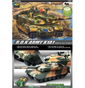ACADEMY 13301 Koreański czołg K1 Rokit