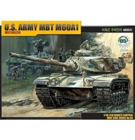 ACADEMY 13310 Amerykański czołg M60A1 z napędem