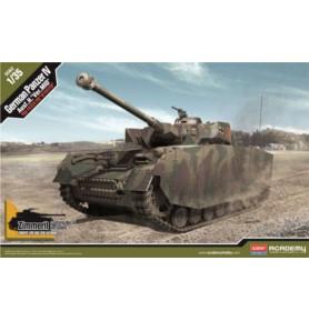 ACADEMY 13516 Czołg Pz. Kpfw. IV Ausf. H