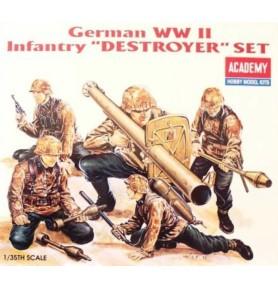 ACADEMY 1370 Piechota niemiecka
