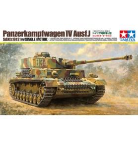 TAMIYA 36211 Czołg Panzerkampfwagen IV Ausf. J (Motor)