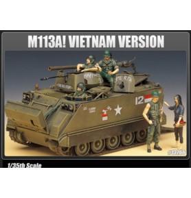ACADEMY 1388 Transponter opancerzony M-113 (Wietnam)