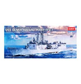 ACADEMY 14102 Fregata rakietowa FFG-7