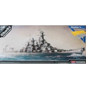 ACADEMY 14223 Pancernik BB-63 USS Missouri