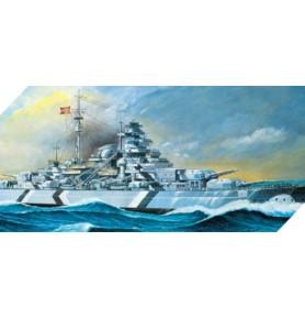 ACADEMY 1453 Pancernik Bismarck