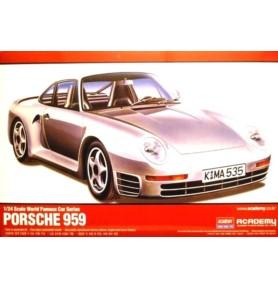 ACADEMY 15103 Sportowy samochód Porsche 959