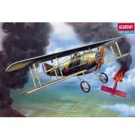 ACADEMY 1623 Samolot myśliwski Spad XIII