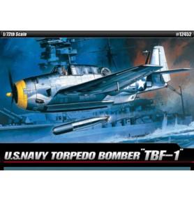 ACADEMY 1651  Samolot TBF-1 Avenger
