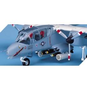 ACADEMY 1665 Samolot szturmowy OV-10 Bronco