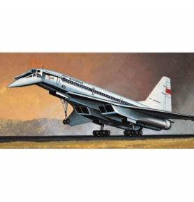 ACADEMY 1699 Samolot pasżerski TU-144