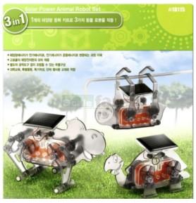 ACADEMY 18115 Mechaniczny zwierzak Education Kit