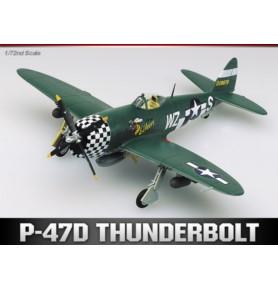 ACADEMY 2105 Samolot myśliwski Thunderbolt
