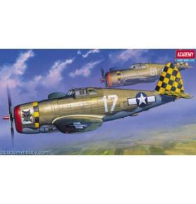 ACADEMY 2175 Samolot myśliwski P-47 Razorback