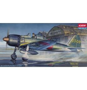 ACADEMY 2176 Samolot myśliwski Zero Fighter