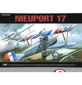 ACADEMY 2190 Samolot myśliwski Nieuport