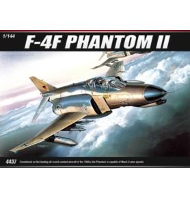 ACADEMY 4437 Samolot myśliwski F-4F Phantom