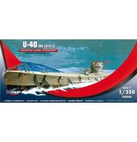 MIRAGE 350504 Niemiecki Okręt Podwodny U-40